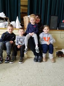 children with Tokie 1